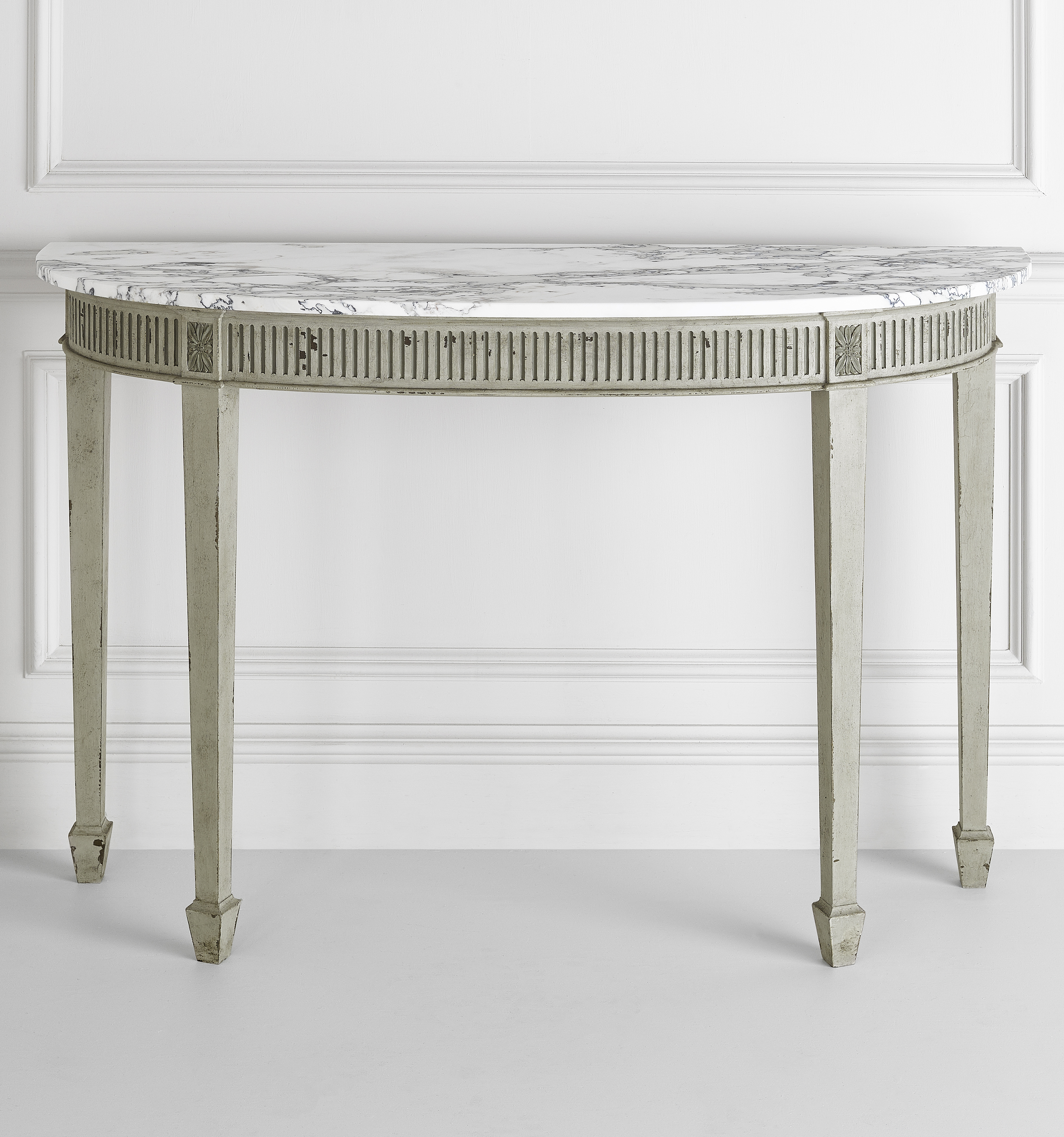 Somerford Demi-Lune Table