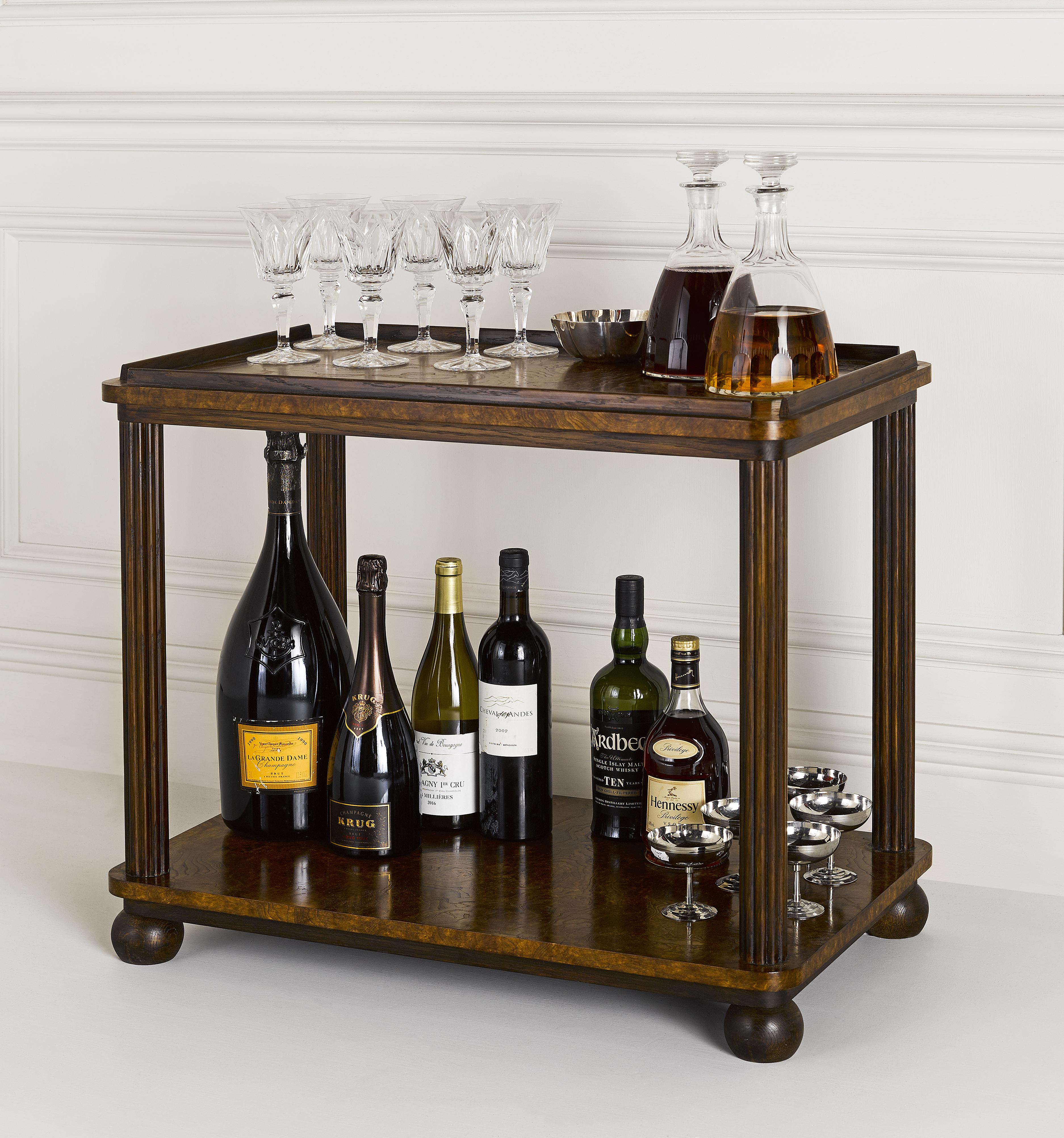 Langley Side Table / Langley Drinks Table