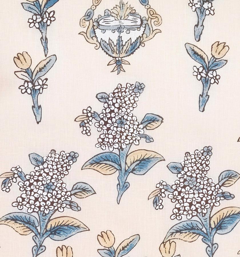 Lilac lamp