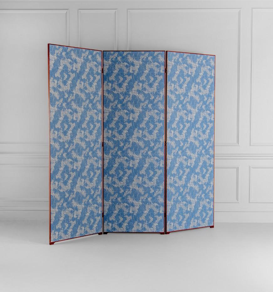 3 Panel Screen with Chou wallpaper