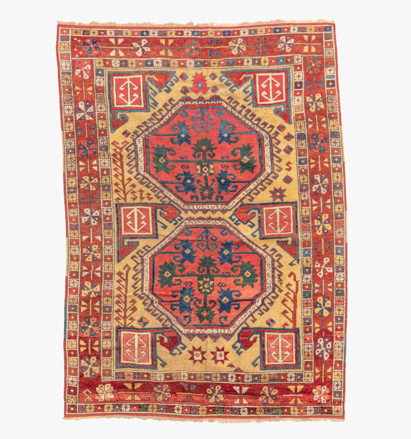 A rare 18th Century Konya carpet