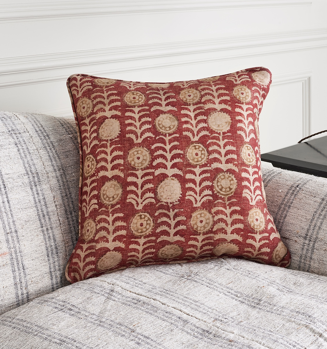 Tansy Rust Cushion