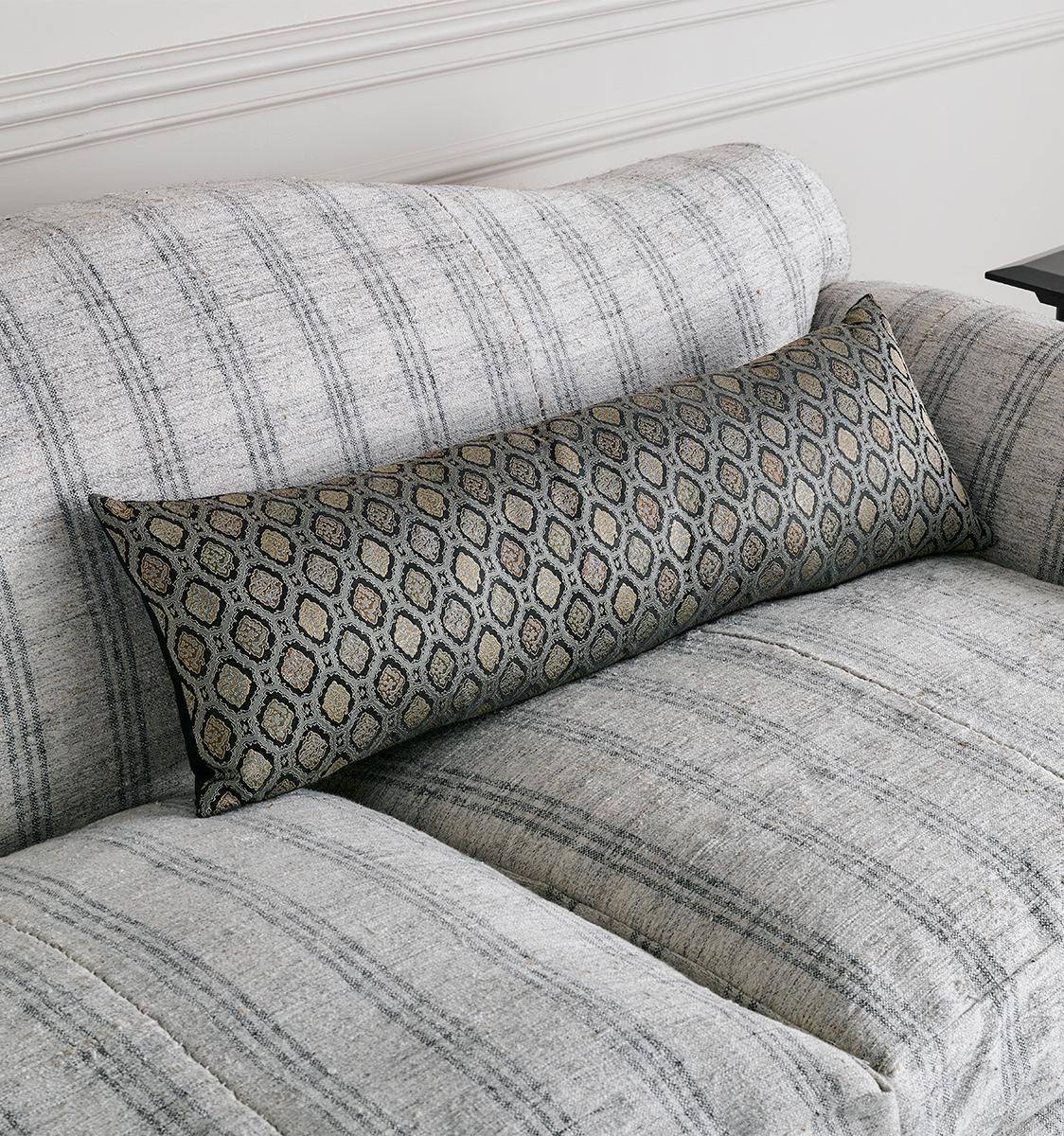 Large Antique Cushion