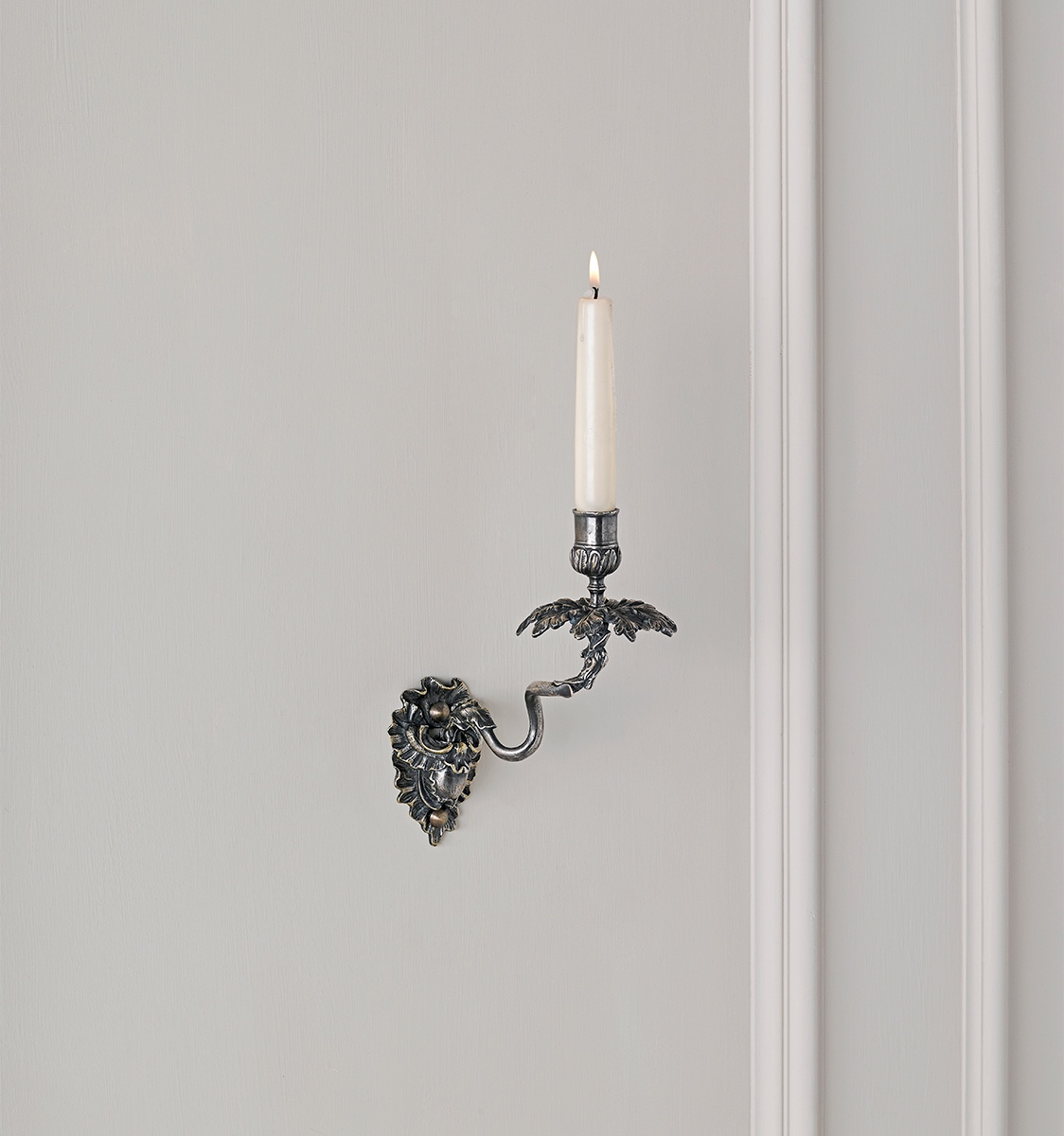 Rococo Candle Sconce